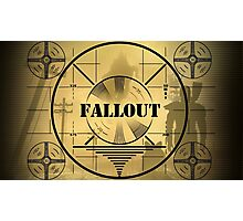 Fallout 4 - Fallout Photographic Print