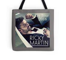 Ricky Martin Tour 2016 Tote Bag