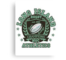 Long Island Varsity Canvas Print