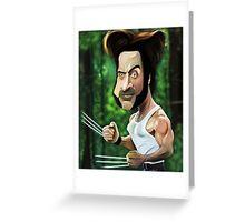Logan Greeting Card