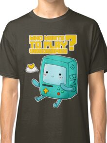 BMO adventure time - videogames Classic T-Shirt