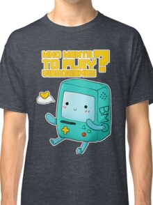 BMO adventure time - videogames Classic T-Shirt