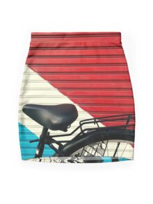 BikeLife Japan Mini Skirt