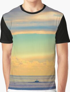 the lighthouse Graphic T-Shirt