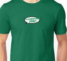 The Official Lazarus Pit Pod Merchandise Unisex T-Shirt