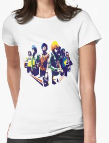 Fear & Loathing in Las Vegas Womens Fitted T-Shirt