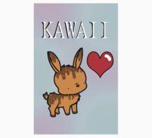 Kawaii Bunny Kids Tee