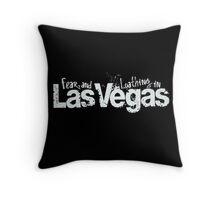 Fear & Loathing in Las Vegas Throw Pillow