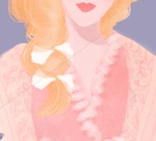Les Miserables - Cosette II Sticker