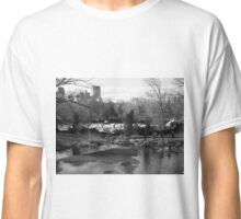 Ice Rink in Central Park  Classic T-Shirt