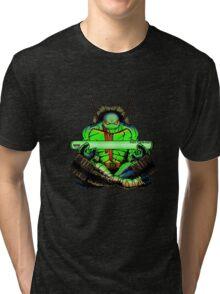 8-Bit Raph's Reflection Tri-blend T-Shirt