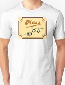 Maz's Watering Hole (Cheers!) T-Shirt