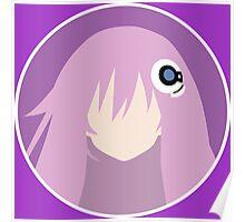 4 Goddesses mk2 HDD - Purple S Poster