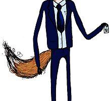 Fox Mulder by Nosynonym