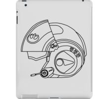 Poe Dameron iPad Case/Skin