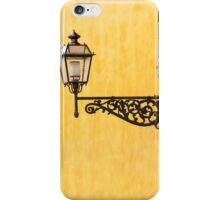 Outside Lighting iPhone Case/Skin