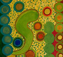 Grouping Circles by Heidi Capitaine