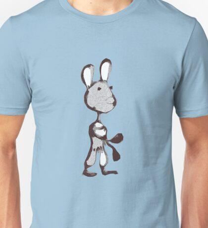 Bunny Boxeur (lightweights) Unisex T-Shirt