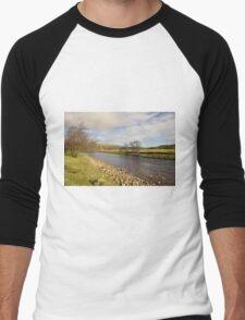 The River Swale Men's Baseball ¾ T-Shirt