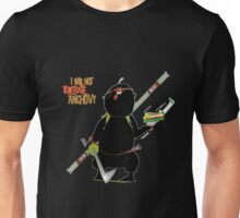 I will not tolerate anchovy! Unisex T-Shirt