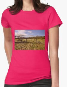 Swaledale Walks Womens Fitted T-Shirt