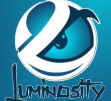 Luminosity Sticker