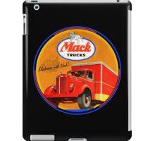 Mack Trucks USA iPad Case/Skin