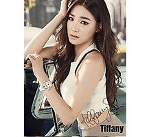TIFFANY BG Photographic Print