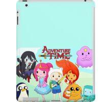 Adventure Time group chibi iPad Case/Skin