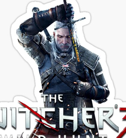 Witcher 3 Sticker