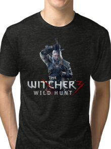 Witcher 3 Tri-blend T-Shirt