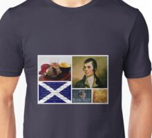 Burns Night Unisex T-Shirt