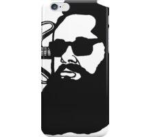 Bassbeard  iPhone Case/Skin