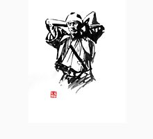 preparing samurai Unisex T-Shirt