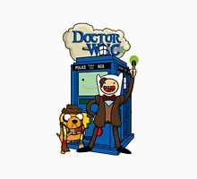 Dr Who Adventure Time Unisex T-Shirt