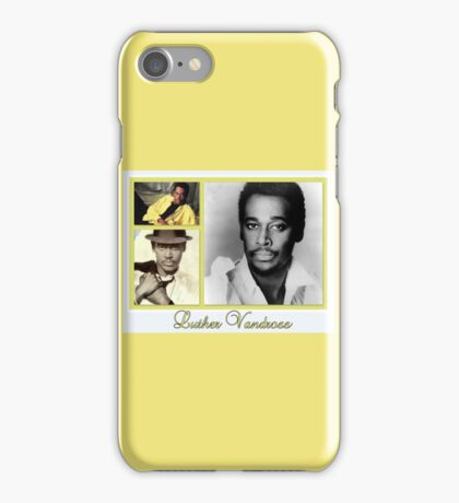 A Tribute to Luther iPhone Case/Skin