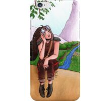 Sarah of Nekyia iPhone Case/Skin