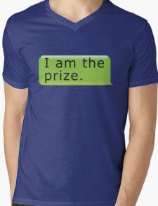 I Am The Prize (MAKING A MURDERER) Mens V-Neck T-Shirt