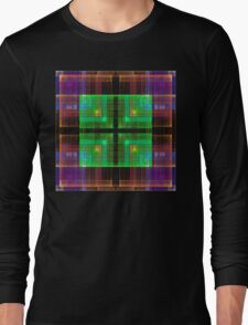 Ethereal Central Processing Unit Long Sleeve T-Shirt