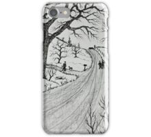 Rural Living iPhone Case/Skin