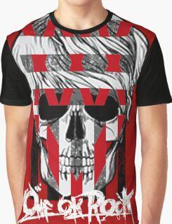 35XXXV - ONE OK ROCK! TORU!!! Graphic T-Shirt