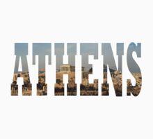 Athens Kids Tee