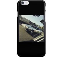 Delorean iPhone Case/Skin