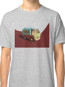 The Mystery Machine Classic T-Shirt