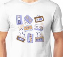 Audio cassette Unisex T-Shirt