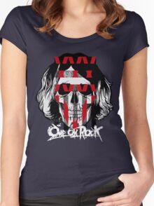35XXXV - ONE OK ROCK! RYOTA!!! Women's Fitted Scoop T-Shirt