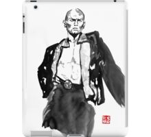 king of siam iPad Case/Skin
