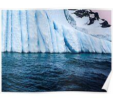 Antarctic #1 Poster