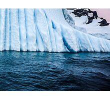 Antarctic #1 Photographic Print