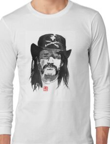 lemmy kilmister Long Sleeve T-Shirt